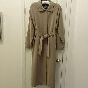 London Fog Coat Size 8
